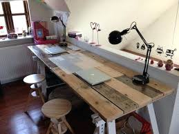 diy fitted home office furniture. Awesome Home Office Desk Build Your Own Multi Wooden Pallets Easy And Diy Fitted Furniture Full