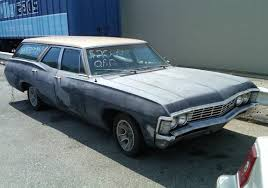 Curbside Classic: 1967 Chevrolet Caprice Estate – Nice, But Not ...