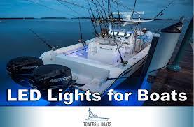 Led Anchor Light Sailboat Led Lights For Boats Boating Life