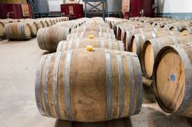oak wine barrels. why is wine aged in oak barrels at wine4me