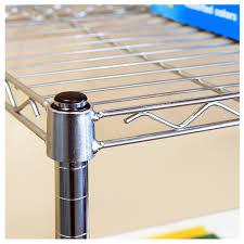 Wire Racks For Kitchen Storage 5 Shelf Shelving System Steel Wire Shelves Storage Rack Kitchen Office Wheels 8ddf8f4881aef1a45ceeb7a86b889a2ejpg