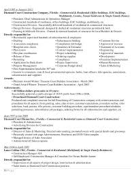 Construction Job Resume Stunning Wael Fatehi Resume Httpwwwresumecareerwaelfatehiresume