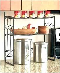 countertop storage ideas kitchen bathroom countertop storage ideas