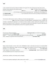 Letter To Terminate Contract With Supplier Vendor Service Agreement Sample Exclusive Template Mutual