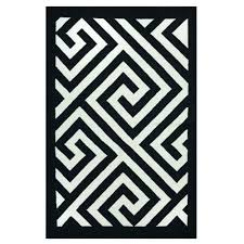 lovely black and white outdoor rug friendly rugs mats sustainable black and white stripe outdoor rug