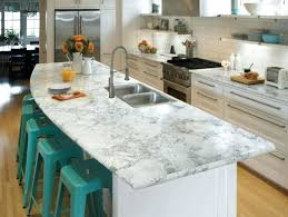pictures of laminate countertops that look like granite l shaped eat in kitchen with laminate white and stainless steel appliances turquoise pictures of