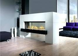 wall mount gas fireplace