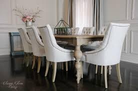 Wainscoting Dining Room Diy DIY Wainscoting u0026 Chair Rail