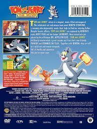 Tom and Jerry - The Movie: Amazon.de: DVD & Blu-ray