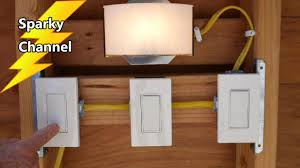 Installing 4 Way Light Switch How To Wire A 4 Way Switch