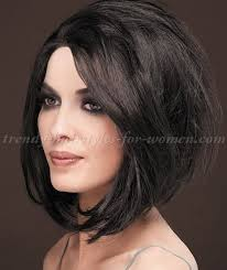 Mid Hairstyle medium length hairstyles for straight hair medium length bob 4953 by stevesalt.us