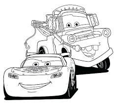 Lightening Mcqueen Coloring Page Z6187 Cars 2 Coloring Pages