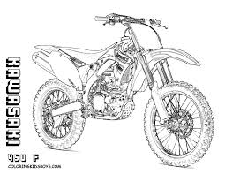 Small Picture Dirty Dirt Bike Coloring for coloring pages kids Get yer crayons