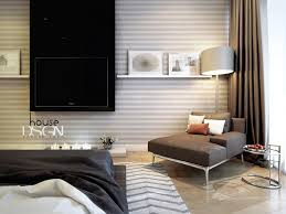 Bedroom: Masculine Bedroom New Inspirational Interior Ideas From Bauhaus  Architects - Masculine Colors For A