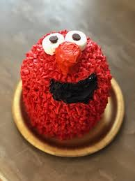 Easy Peasy Elmo Birthday And Smash Cake Lil Miss Flo