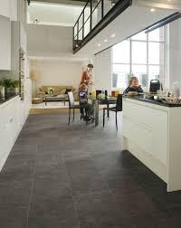 Quick Step Exquisa Slate Dark EXQ1552 Tile Effect Laminate Flooring