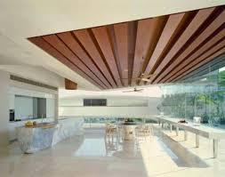 modern wooden ceiling design