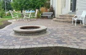 tile patio ideas medium size cost to install paver patio medium size of fire pit designs lowe s