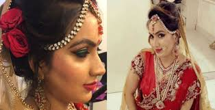 based in pitura delhi she is trained and certified by aashmeen munjaal star academy ridhima specialize in airbrush makeup hd makeup bridal make