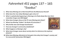 Fahrenheit 451 Quotes With Page Numbers Gorgeous Fahrenheit 48 Part I I I Questions 48 48