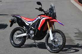 Honda Crf250l Rally For Sale