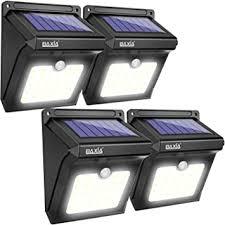 BAXIA TECHNOLOGY BX-SL-101 Solar Lights ... - Amazon.com