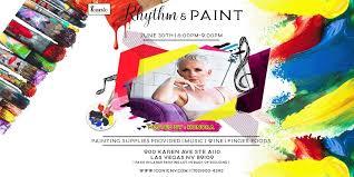 rhythm and paint las vegas