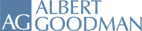 goodman logo. albert goodman logo