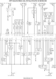 repair guides wiring diagrams wiring diagrams autozone com 1997 grand prix 3 8l vin k engine schematic