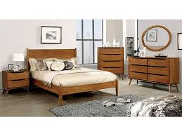 Furniture of America Queen Bed CM7386A-Q-BED