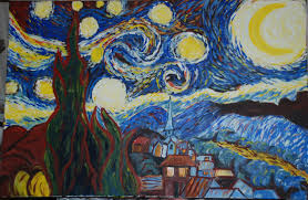 a letter to vincent pandamoniumcat s blog my starry night