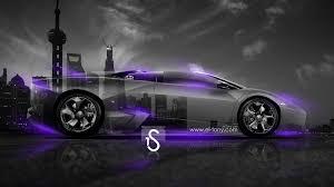 lamborghini reventon roadster crystal city car