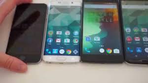 one plus one size size comparison oneplus 2 vs iphone 6 vs galaxy s6 vs nexus 6 youtube
