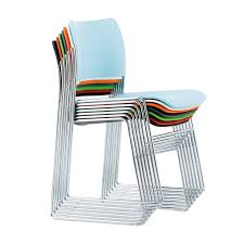 40 4 stacking chairs