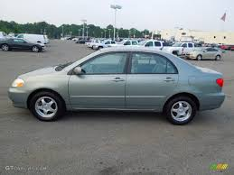 2004 Toyota Corolla Le best image gallery #5/24 - share and download