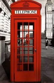 phone booth london phone booth