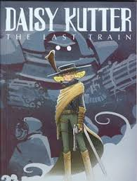 daisy kutter the last train by kazu kibuishi books