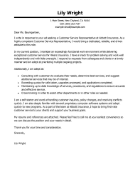 cover letter for a customer service representative in a bank best cover letter opening