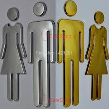 Popular Men Restroom SignBuy Cheap Men Restroom Sign Lots From - Restroom or bathroom