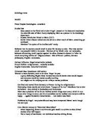 sociological imagination notes gcse sociology marked by sociology notes