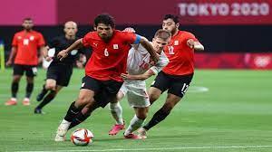 المنتخب الأولمبي المصري يفرض التعادل على إسبانيا.. والشناوي يحقق أرقام مميزة