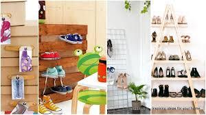 diy shoe shelf ideas. 10 genius diy shoe storage ideas that will impress you diy shelf s