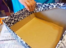 wedding card box 4 tier fabric covered crafts unleashed Wedding Card Box Joanns how to make a wedding card box! ( save lots of money) Rustic Wedding Card Box