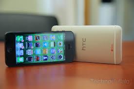 HTC One vs. iPhone 5: An In-Depth Comparison