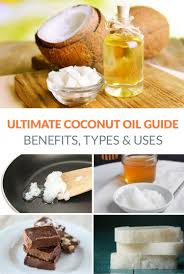 Your Ultimate Guide To Coconut Oil Types Uses Nutrition