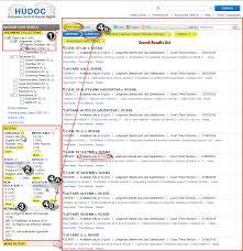 Hudoc User Manual 1 September 2017