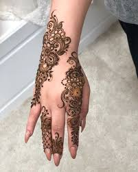 Simple arabic mehndi designs for front hand k4 fashion. 20 Best Mehndi Designs For Bridesmaids Wedmeplz