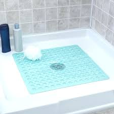 best home picturesque non slip shower mat on com 21 square white baby from