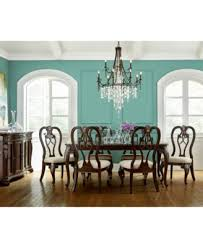 pcs dining chairs arm laurent dining furniture collection only at macys