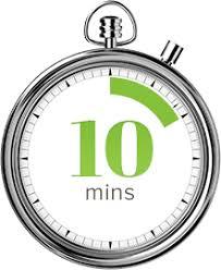 10 Minuite Timer 10 Minutes Timer